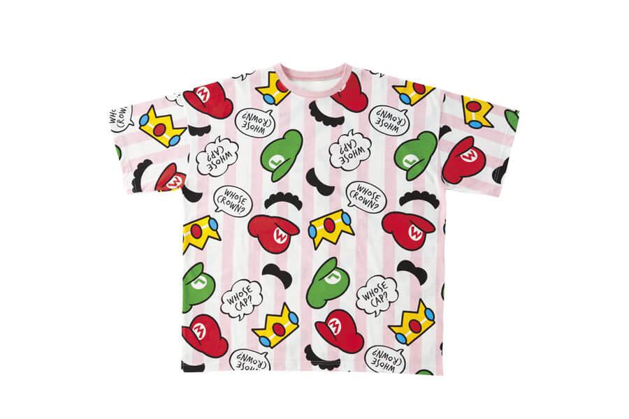 同パークのオリジナルグッズより、Tシャツ