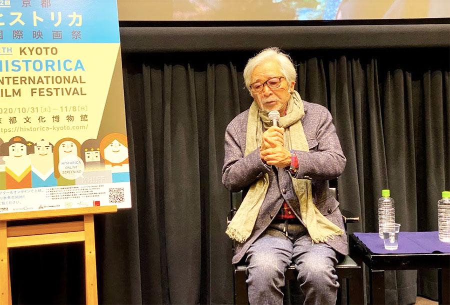 京都で撮影した『たそがれ清兵衛』について語った山田洋次監督