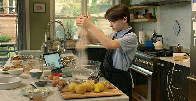 映画『エイブのキッチンストーリー』