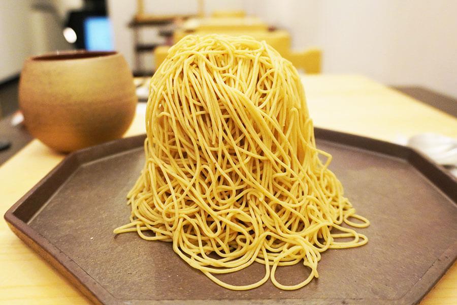 しぼりたてモンブラン専門店、京都で行列の人気店に
