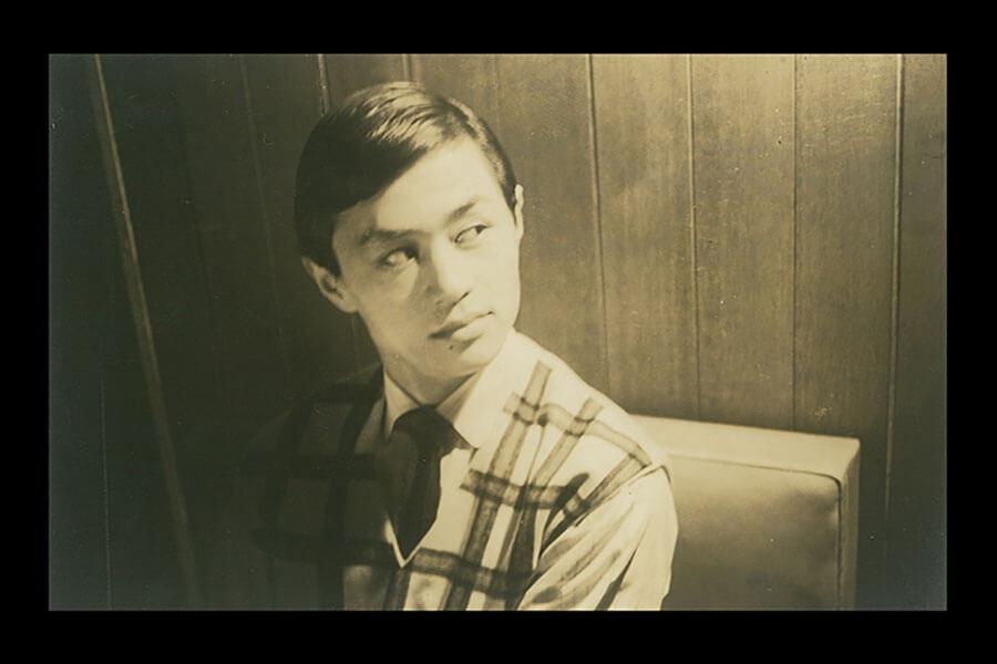 吉野ママが「モテてモテて仕方なかった」と語ったいた頃。(C)シネマスコーレ