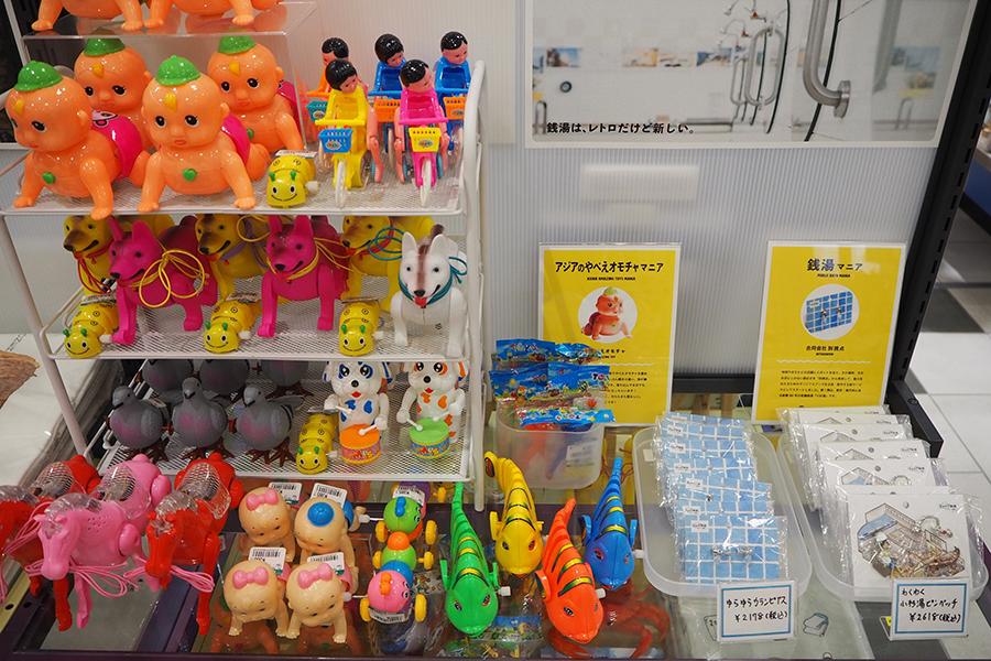 個性派すぎる「好き」が大渋滞…マニア雑貨が心斎橋に集結