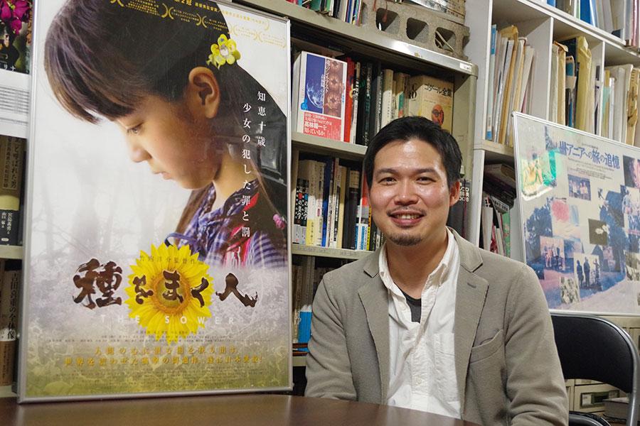 「当時3歳だった姪も大分大きくなりました。今もとにかくかわいくてたまらない存在ですね」と竹内監督