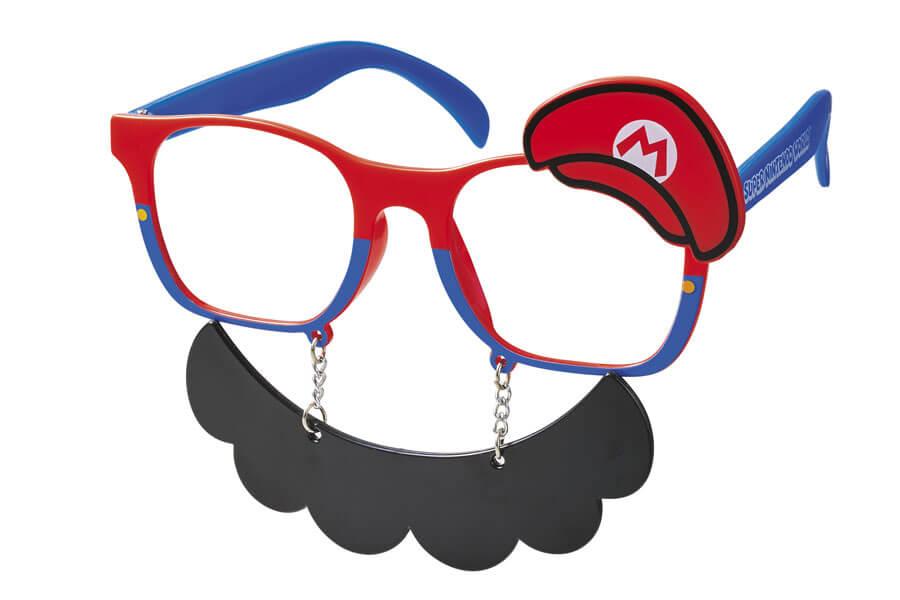 マリオのメガネ