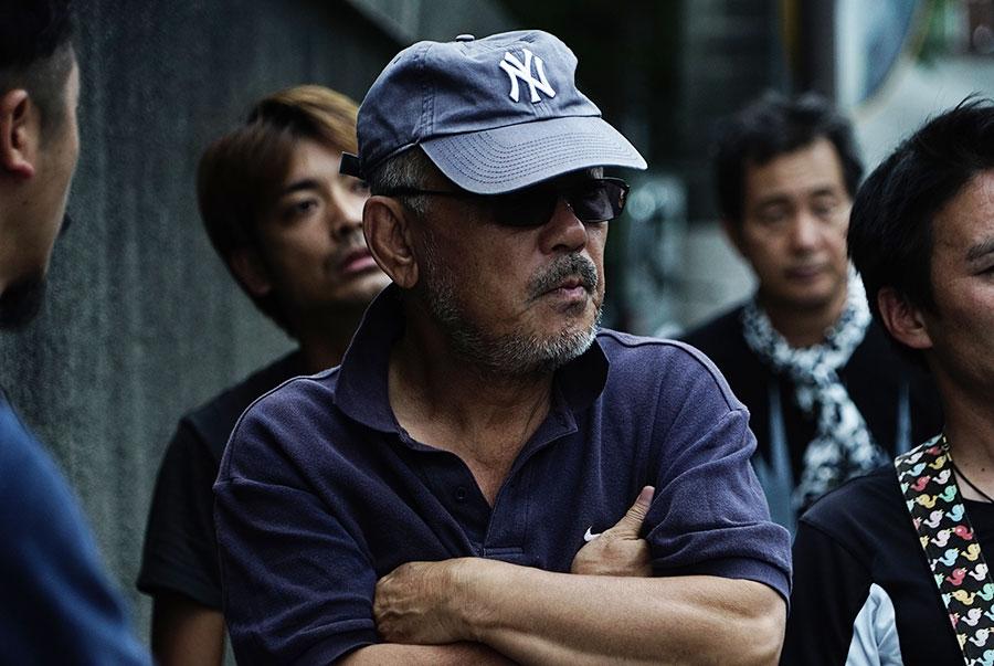 8年ぶりに映画を公開する井筒和幸監督。(C)2020「無頼」製作委員会/チッチオフィルム