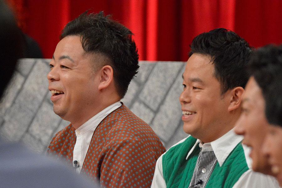 ダイアン(左からユースケ、津田篤宏) (C)ytv