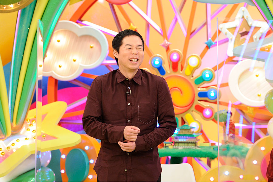 MCの今田耕司 (C)ABCテレビ