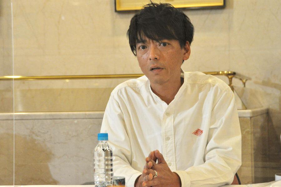 「僕は演出家にも師匠にも相当恵まれていた」と茂山宗彦(12月21日・大阪市内)