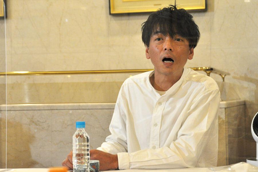『大阪松竹座 狂言の会』に出演する茂山宗彦(12月21日・大阪市内)