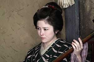 おちょやん義母役の宮澤エマ「すごいクセ者感あるやん」