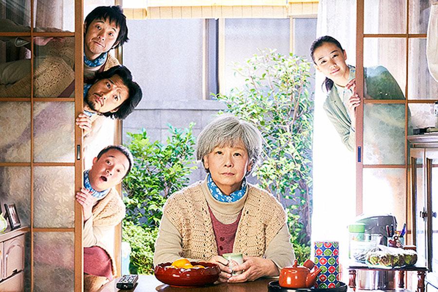『おらおらでひとりいぐも』では、75歳の主人公を演じる田中裕子。(C)2020「おらおらでひとりいぐも」製作委員会