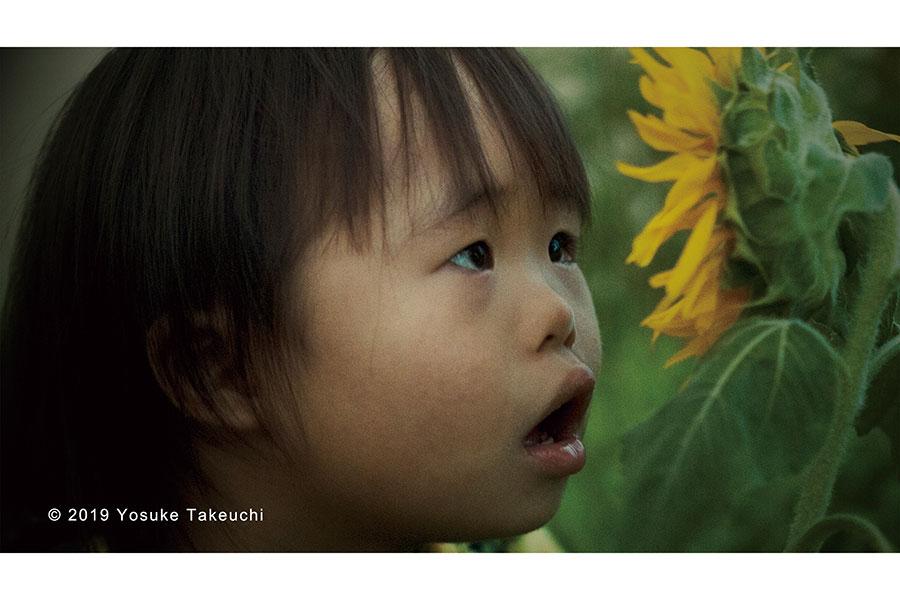 竹内洋介監督の姪が映画では妹役の一希役。(C)2019 Yosuke Takeuchi