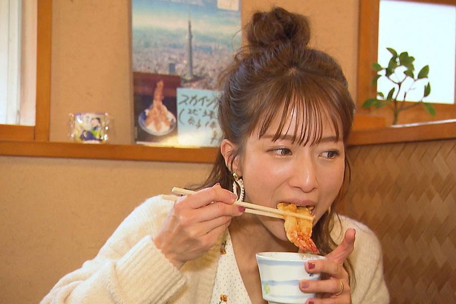 2020年12月放送の「モーニング娘。-1グランプリ」に出場した辻希美 (C)ABCテレビ