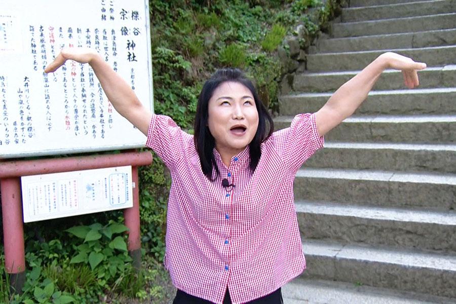 2020年9月放送の「青田買いSP」に出演した島田珠代(C)ABCテレビ
