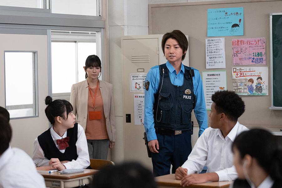 『青のSP(スクールポリス)―学校内警察・嶋田隆平―』のワンシーン (c)ktv