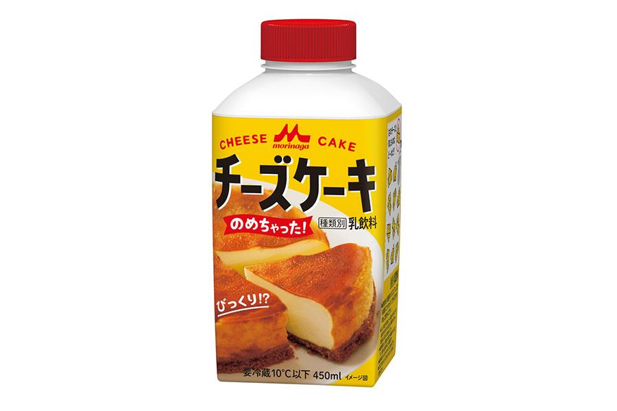 「チーズケーキのめちゃった」(160円・税別)