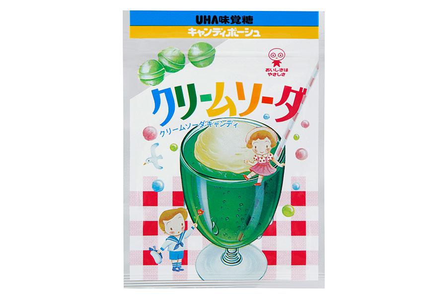 「クリームソーダ」(UHA味覚糖 提供)