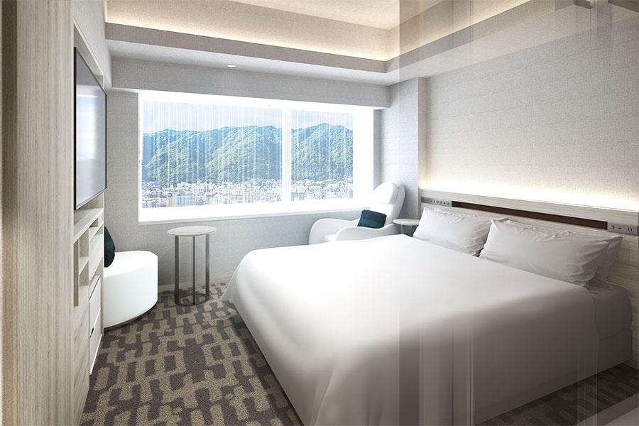 春開業の神戸三宮阪急ビル、関西初のホテルブランドも