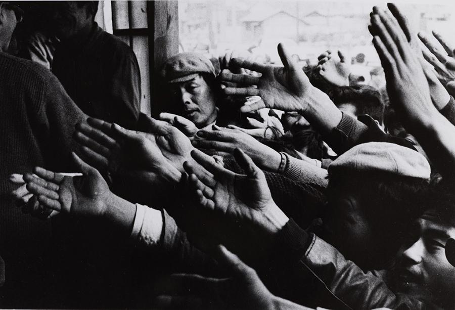 井上青龍 釜ヶ崎 1961年