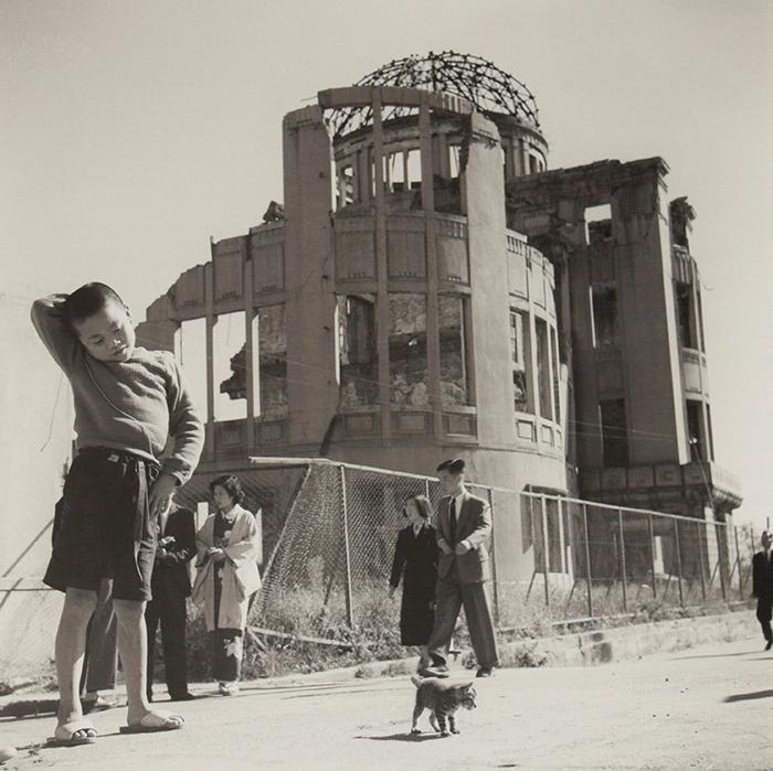 小石清 原爆地広島 1949年