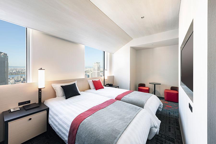 阪急阪神ホテルズ、一部ホテルの休業を発表