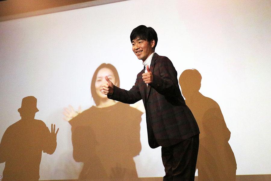 大阪のストリップ劇場が舞台の『ロックンロール・ストリップ』。後藤と徳永は両方とも大阪府吹田市出身