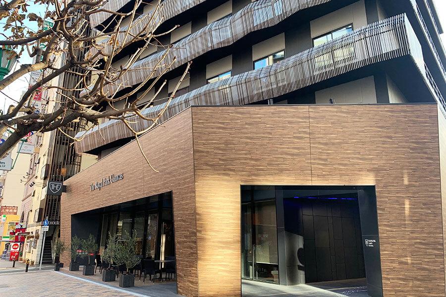 兵庫初のホテル開業、朝食には神戸人気店のクロワッサンも