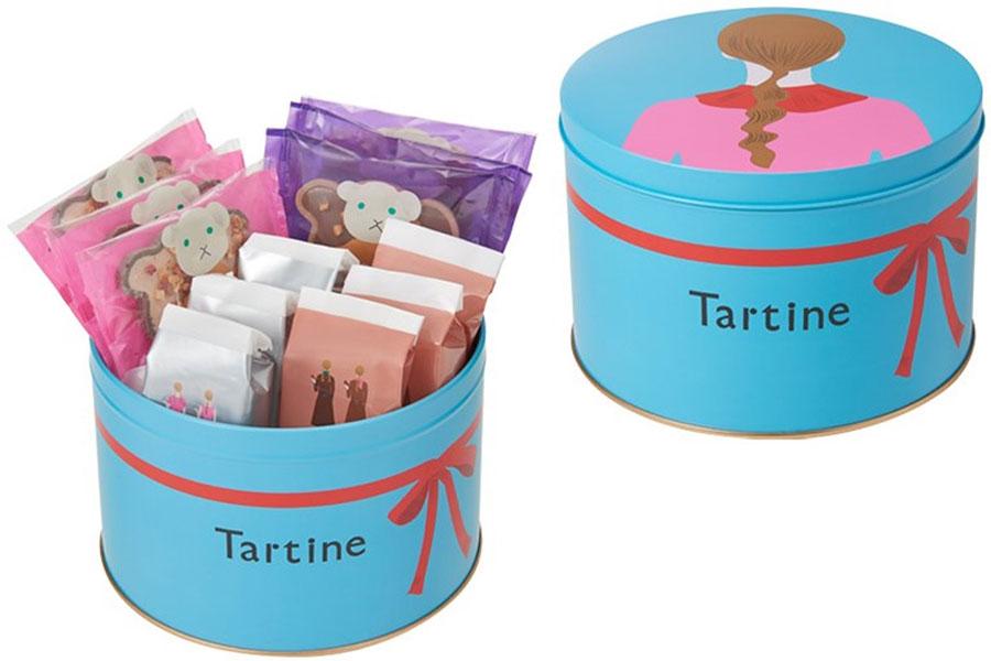 パケ買い続出のタルト菓子店、期間限定でネット販売
