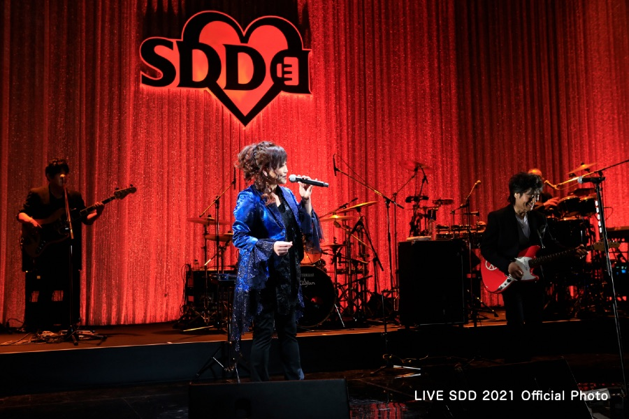 渡辺美里(LIVE SDD 2021 Official Photo)