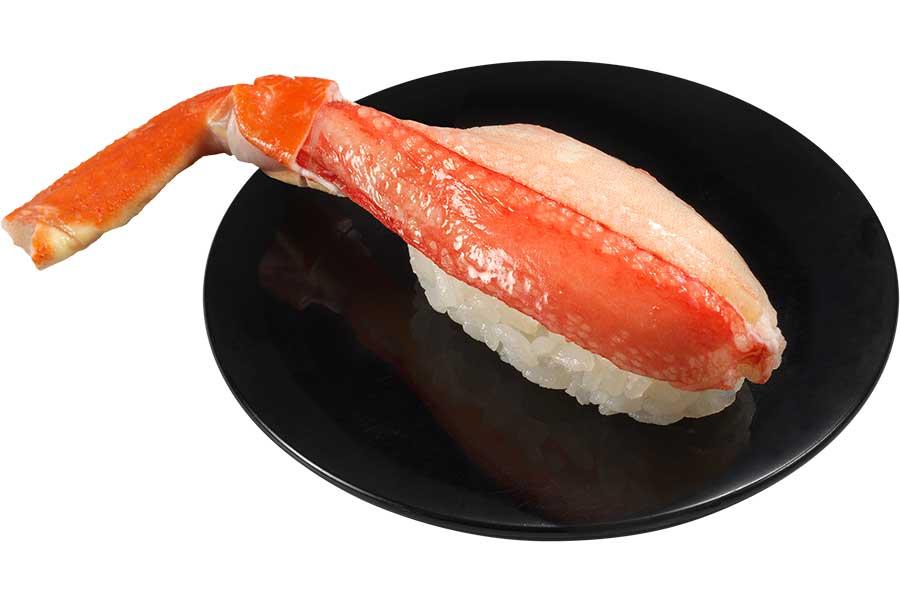 ゆで本ずわい蟹(198円)