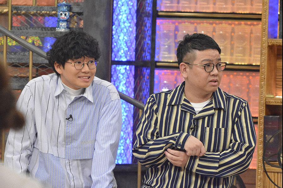 ミキは兄・昴生(右)が弟・亜生の彼女を見極めるという (C)ytv