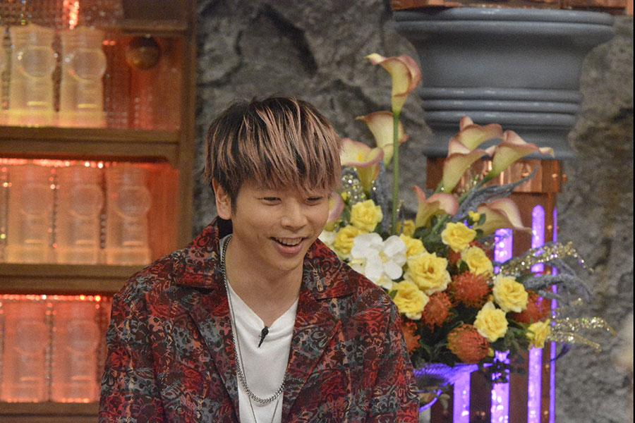 さまざまなジャニーズグループの衣装を手掛けているNEWS・増田貴久 (C)ytv