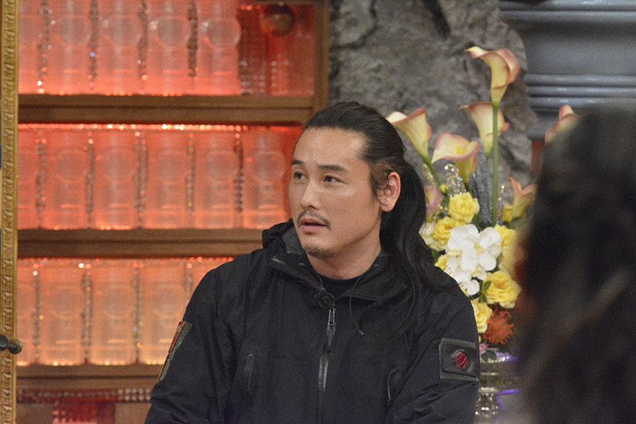 アクション俳優・坂口拓 (C)ytv