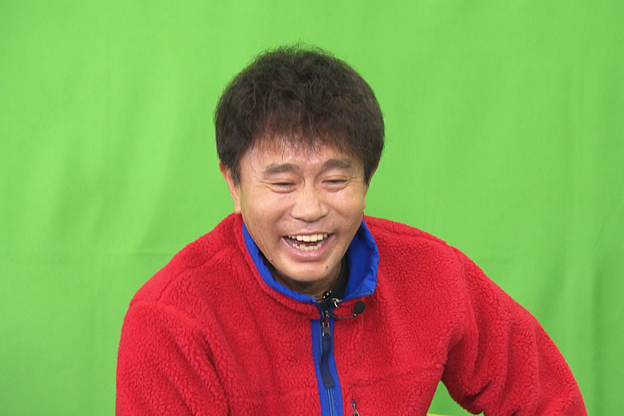 番組MCの浜田雅功(写真提供:MBS)