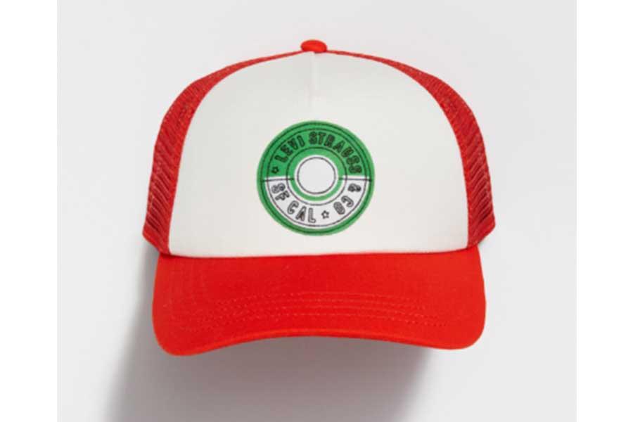 『POKEMON TRUCKER HAT』(3500円)