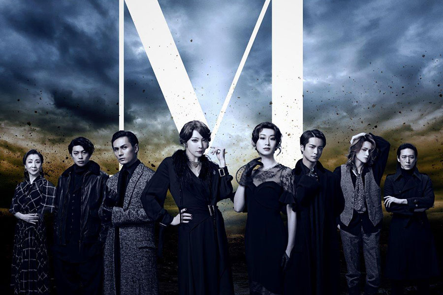 実力派キャストがそろったミュージカル『マタ・ハリ』再演の新ビジュアルが公開された
