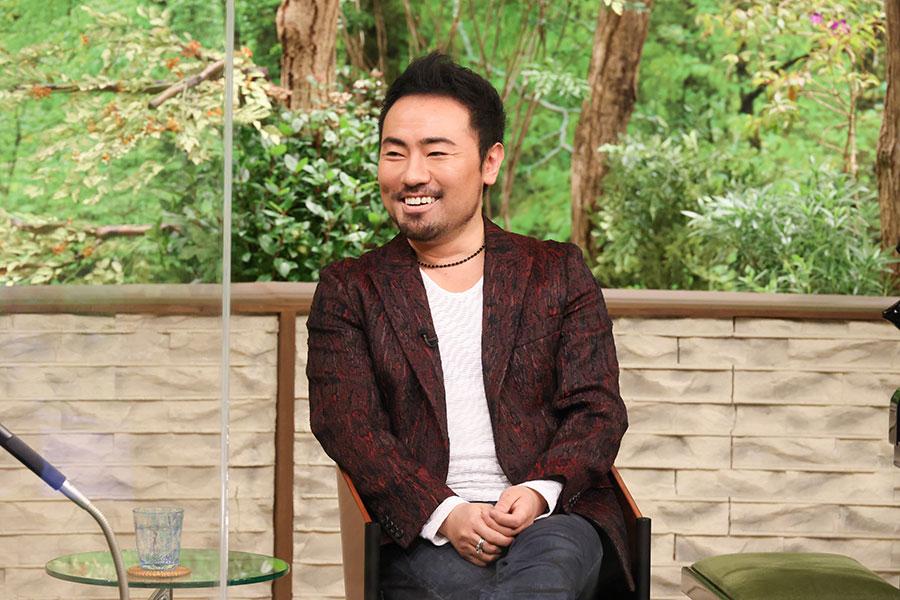 ゲストのピアニスト・西川悟平(写真提供:MBS)