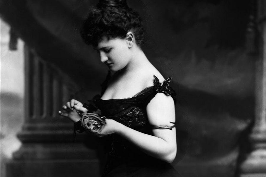 セントレジス創始者の母、キャロライン・アスター