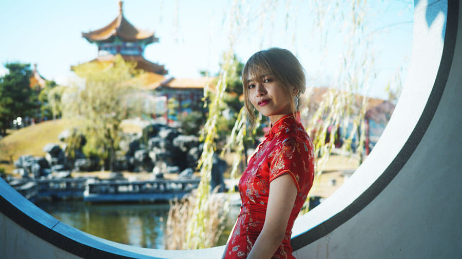 本場中国の空気感を味わえる「中国庭園 燕趙園(えんちょうえん)」