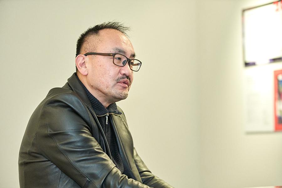 現代美術作家・ヤノベケンジさん