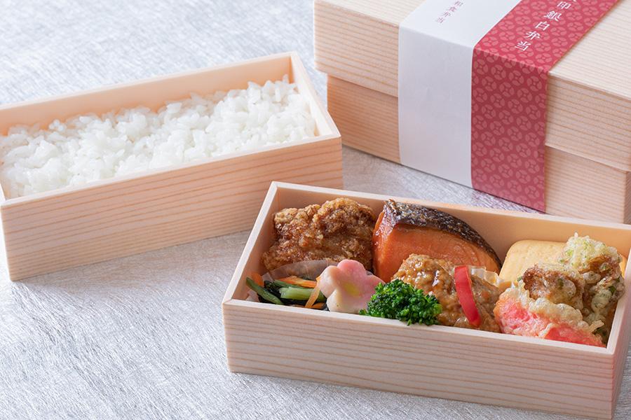 白米が主役、大阪に「象印」初のお弁当専門店