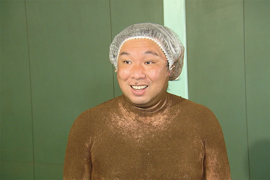 相席旅に参加する里崎智也(C)ABCテレビ