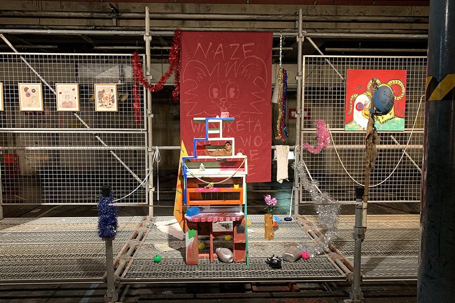 京都で登竜門を目指す現代アートフェア、最優秀賞が決定