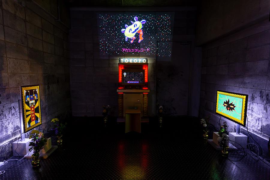 優秀賞を受賞したたかくらかずき「摩尼遊戯 TOKYO 神仏習合 GODDAMIX」