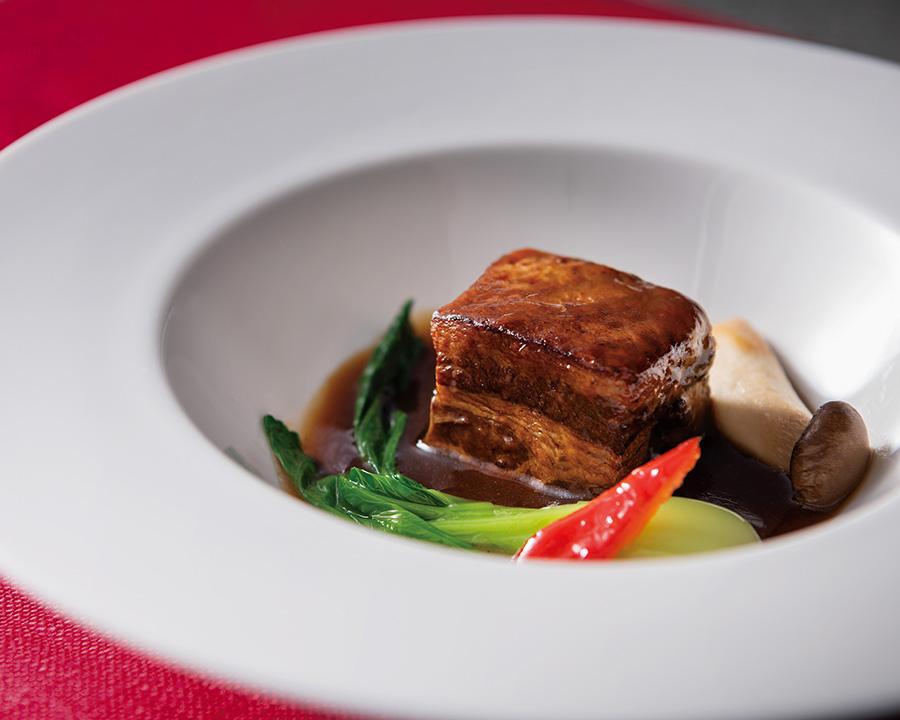 「紅焼扣肉(ホンシャオコーロー)〜中国式・豚の角煮〜」