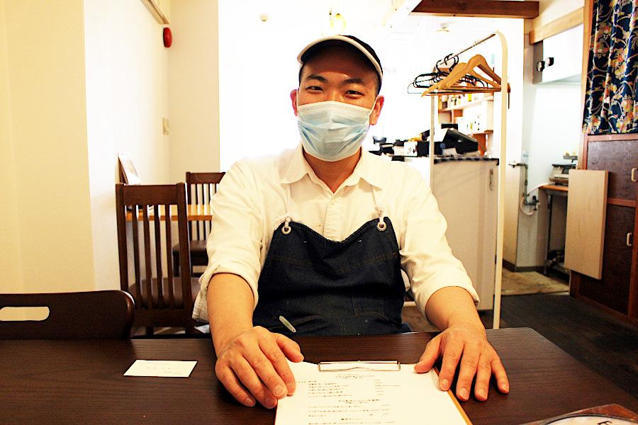 前職のノウハウや知識を活かし、「家庭料理の最高峰」をコンセプトに開業した店主の柏木さん