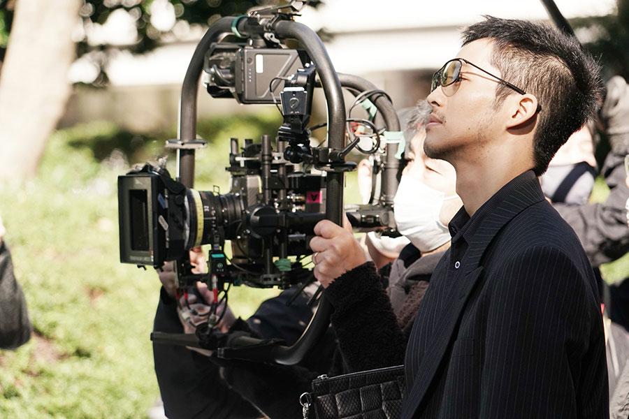 映画『孤狼の血 LEVEL2』の主演を務める松坂桃李 (C)2021 「孤狼の血 LEVEL2」製作委員会