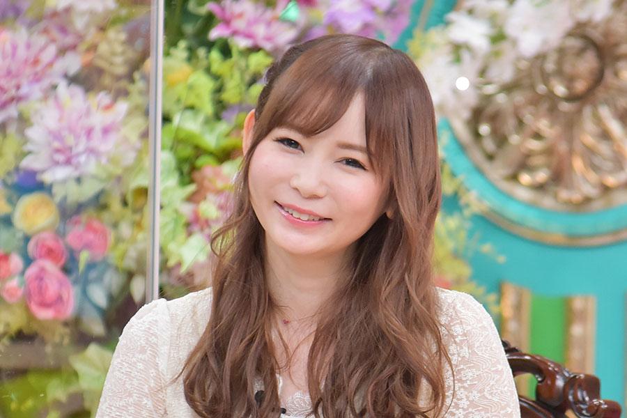 タレントの中川翔子(写真提供:MBS)