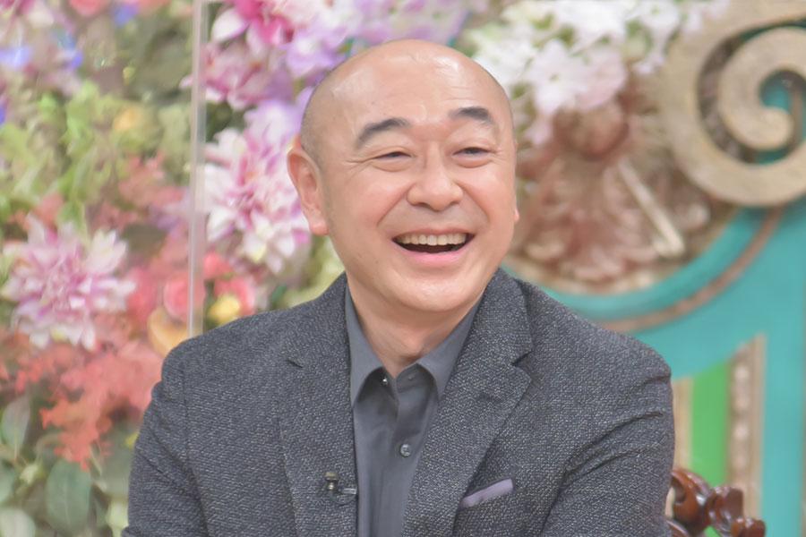 「俳句の才能査定ランキング」に初参戦する、俳優・高橋克実(写真提供:MBS)