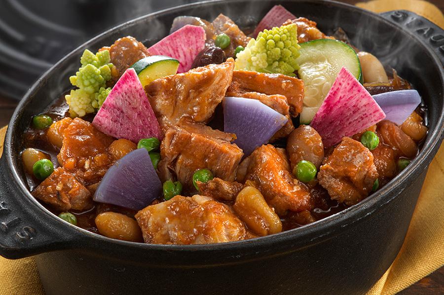 ナヴァラン ダニョー(仔羊のトマト煮込み)はフランスの郷土料理